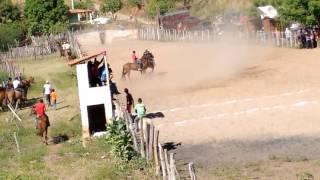 Vaquejada no sítio muquem jucas Ceará