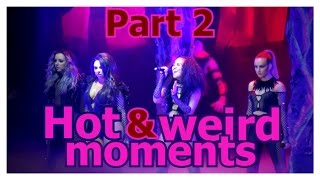 Little Mix - Hot and weird moments from Get Weird Tour |PART 2|