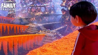 COCO | Marigold Bridge Scene Sneak Peek - Disney Pixar Family Movie