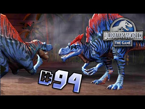 Spinosaurus Event Jurassic World The Game Ep 94 HD