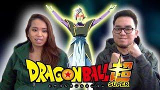 Dragon Ball Super English Dub Episode 58 REACTION ZAMASU & GOKU BLACK REVIEW