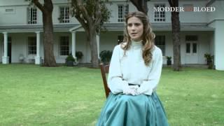 Modder En Bloed - Meet The Character: 'Katherine Sterndale' portrayed by Charlotte Salt