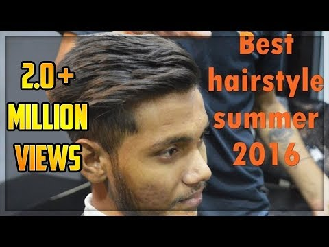 Best hairstyle for men's ★★summer 2016★★| TheRealMenShow |