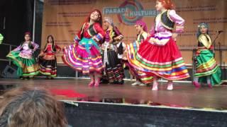 رقص شاد شمالي - رقص گیلکی گروه کرشمه - رقص گیلکی کودکان گروه کرشمه -جشن فرهنگها 2016 فرانکفورت