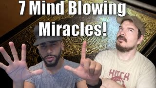 7 Mind Blowing Miracles Of Allah!
