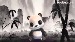 Tenero Panda da Coccolare
