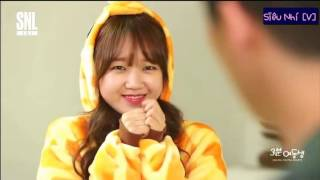 [Vietsub] I.O.I @ SNL Korea - 3Minute Sisters (1/3)