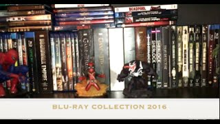 Blu-Ray Collection 2016