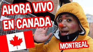OSKARIN VIVE EN CANADA 🇨🇦/ AÑO NUEVO MONTREAL