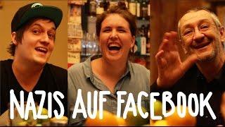 Nazis auf Facebook mit Flo und Carsten # MARIES STAMMTISCH