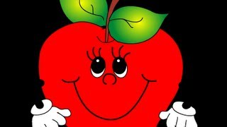 Annie Apple(Phonics A-C) for kids