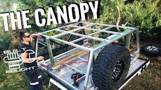 BUILT NOT BOUGHT Ep.12 || How to Built a Canopy Part 1