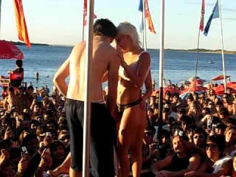 Ituzaingo Corrientes. Baile del caño