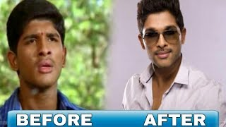 Tollywood Heros Before After their Plastic surgery