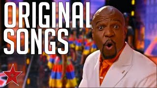 FANTASTIC ORIGINAL Song Auditions And Performances On America's Got Talent 2019   Got Talent Global