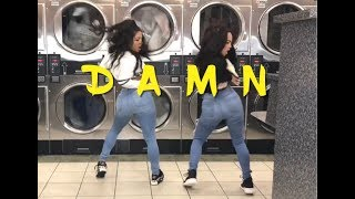 "Trina ft. Tory Lanez ""Damn"" by Candice and Aliya"