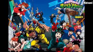 My Hero Academia Season 2 DRAMA CD [sub eng] - Bakugou, Kirishima, Uraraka, Ashido