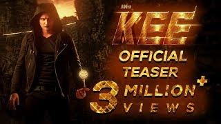 KEE Official Teaser | Jiiva, Nikki Galrani, Anaika Soti | Kalees | Vishal Chandrashekar