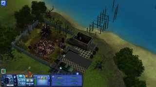The Sims 3 #3  Инопланетный гость!