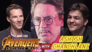 Avengers Infinity War with Ashish Chanchlani