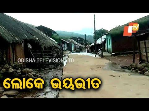 Xxx Mp4 Cyclone Titli Wreaks Havoc In Kandhamal During Its Retreat 3gp Sex