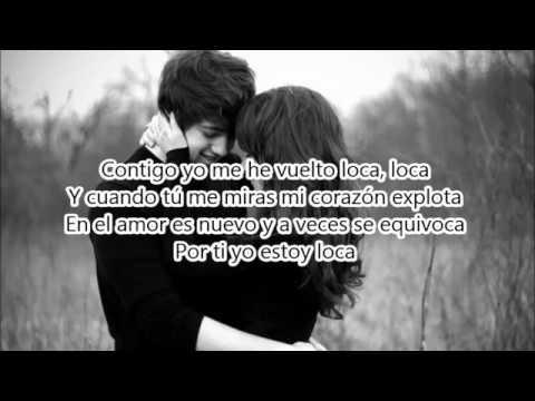 "Maite Perroni - ""Loca"" (Feat. Cali & El Dandee)  (LETRA)"