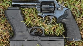 .38 Revolver vs. Glock 9mm
