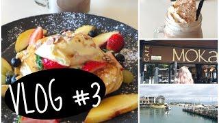 Breakfast at Cafe Moka | Vlog #3