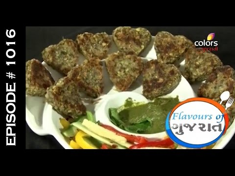 Flavours Of Gujarat - ફ્લેવર્સ ઓફ ગુજરાત - મોન્સૂન મગિક & મકાઈ ગલોતી કેબબ
