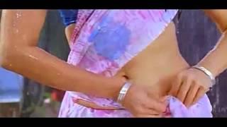 Actress  Hot in Half Saree Superb Hot...