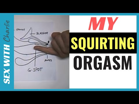 My Squirting Orgasim How To Stimulate Her G Spot