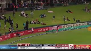 AB de Villiers 50 off 19 Balls Full Highlights 2017 November 2017. Lions Vs Titans