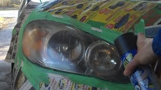 How to Tint your Headlights for $20 - EASY