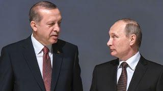 Putin, Erdogan and Absolute Power