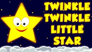 Twinkle Twinkle Little Star | Nursery Rhyme | Classic Rhymes by Kids Tv