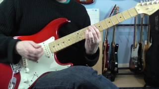 Lady - Modjo -  Guitar Tutorial