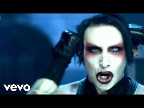 Marilyn Manson - This Is The New Shit (Official Music Video)