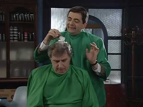 Hair Today Gone Tomorrow Funny Episodes Mr Bean Official