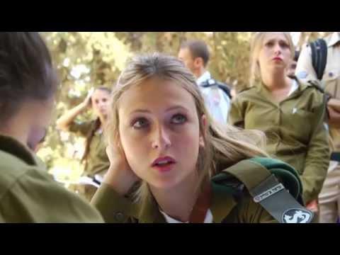 Israeli army immigrant show (Israeli soldiers