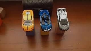 Hot Wheels S2 Ep4: Showdown!!!