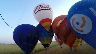 19th FAI European Hot Air Balloon Championship 2015