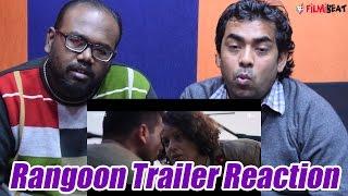 Rangoon trailer | Trailer reaction | Kangana Ranaut | Shahid Kapoor | FilmiBeat