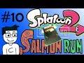 Salmon Run #10  Jugamos por la prenda del mes   Splatoon 2   Latino