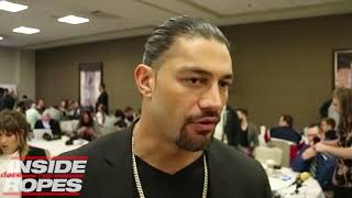 Roman Reigns SHOOTS on match with Brock Lesnar & has a MESSAGE for Kenny Omega!
