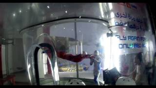Indoor Skydiving in Dubai - iFly Dubai