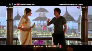 Chennai Express - Dialogue promo 1 - Srk & Deepika