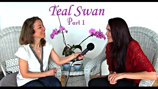 Teal Swan on Romantic Relationship, Soulmates and Soul Groups (1:2)