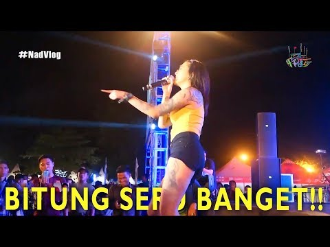 Xxx Mp4 NADIA ZERLINDA Festival Pesona Selat Lembeh 2018 BITUNG DAY 1 3gp Sex