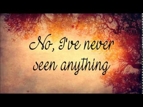 The Script - Never Seen Anything ''Quite Like You'' (Lyrics)
