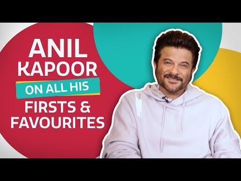Xxx Mp4 Anil Kapoor On All His Firsts Favourites Pinkvilla Race 3 Sonam Kapoor 3gp Sex